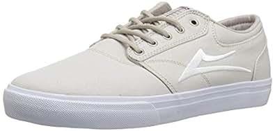 Lakai Mens MS3180227A00 Griffin Off-White Size: 6
