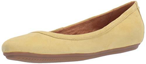Naturalizer Women's Brittany Shoe, Flash Yellow, 8 M US