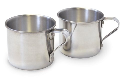 Stansport Aluminum Drinking Cups ()