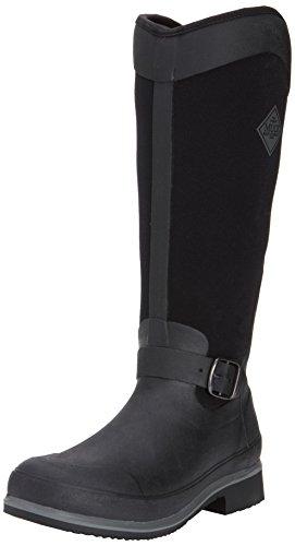 UPC 664911010420, Muck Boot Women's Reign Tall Snow Boot, Black, 11 US/11 M US