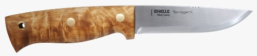 Helle Temagami Carbon Steel Knife, Outdoor Stuffs