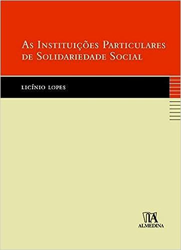 Book As Instituicoes Particulares de Solidariedade Social