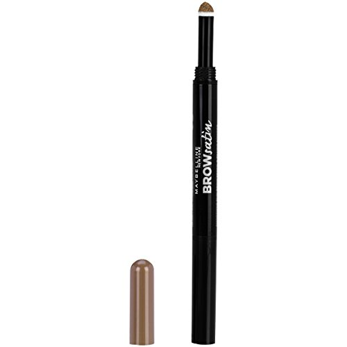 Maybelline New York Brow Define + Fill Duo Makeup, Blonde, 0.021 ()