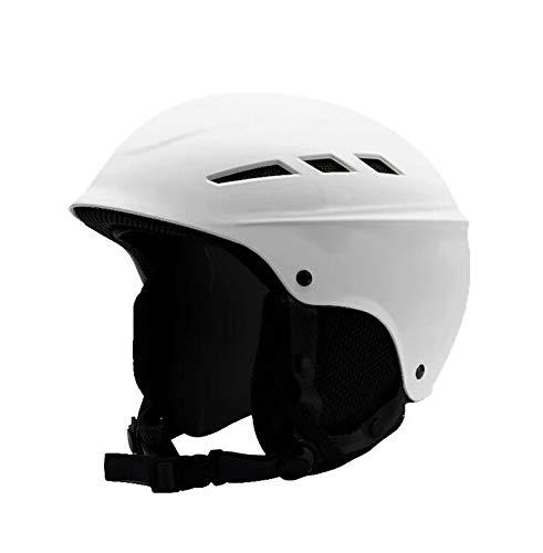 Weiß Sddlng Kinderskihelm - Atmungsaktiver einteiliger Sonnenschutz-Pulley Highway Mountain Kinder-Fahrradhelm