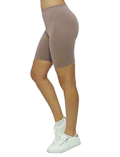 Slim SYS Donna unita Beige Tinta Pantaloncini wzn5WxO0Zq