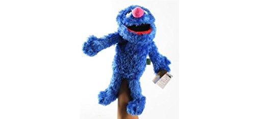 Sesame Street Grover Plush Puppet 13
