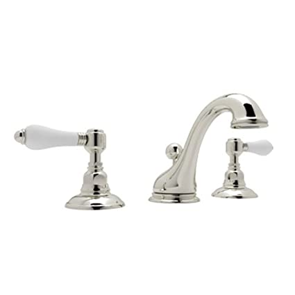 Rohl A1408LPPN-2 Country Bath Low Lead Widespread Bathroom Faucet ...