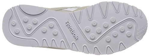 Femme White Shadow Nylon Cool Classic Sneakers Reebok Basses Neutrals nRPgwU4q
