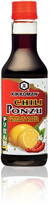 Kikkoman Chili Ponzu, 10 Ounce (Cilantro Dipping Sauce compare prices)