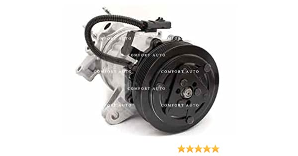 Amazon.com: 2002 - 2005 Jeep Liberty New AC Compressor With 1 Year Warranty: Automotive