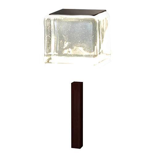 LIXIL(リクシル) TOEX 美彩(BISAI) ローポールライト 角形 下配光型 H400 オータムブラウン/クリエダーク   B07T74WLCD