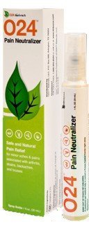 O24 Pain Neutralizer Spray (30ml) by SwissMedica O-24 Brand: SwissMedica