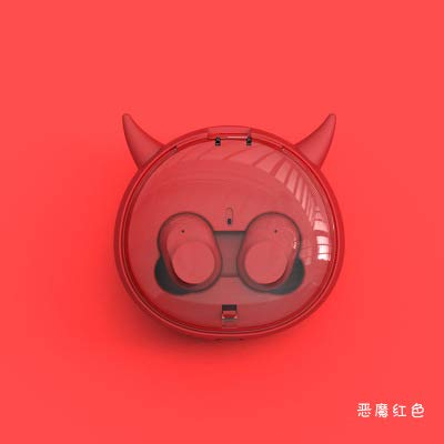 【即発送可能】 Monster Red B07HF5WFLM True ワイヤレスイヤホン イヤーピース イヤーピース ミニツインヘッドセット Red ステレオBluetoothイヤホン ワイヤレスヘッドフォン 41000mAhボックス付き B07HF5WFLM, 介護オフ:2e46d2c9 --- nicolasalvioli.com