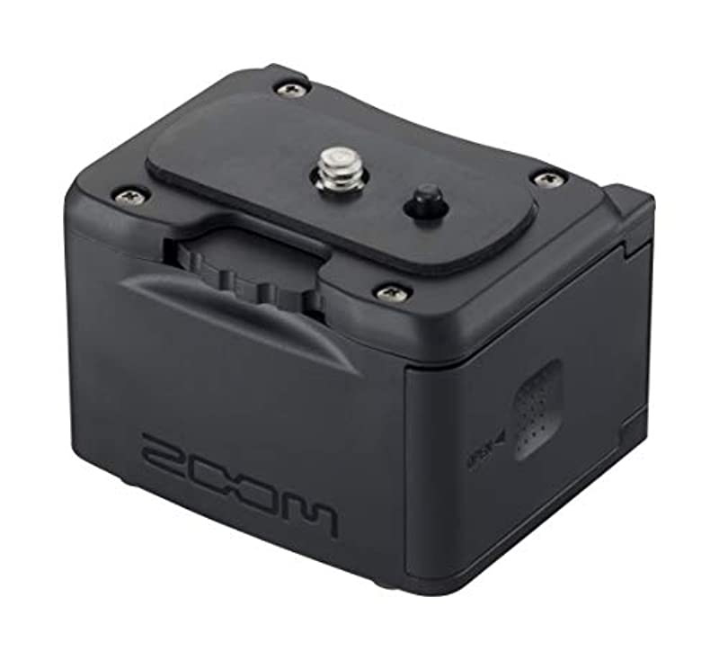 ZOOM 줌 배터리 케이스BCQ-2n (Battery Case for Q2n / Q2n-4K)