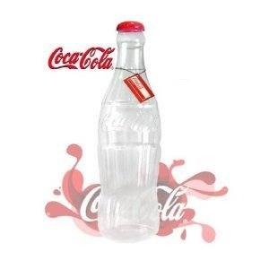 Holland Plastics Original Brand Giant Red Coca Cola Money Saving Bottle Tall Limited Edition 2Ft (Bank Slot Jumbo)
