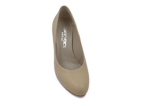And 700cr Platform Heel Leather estivo Shoe 1 Decollete 9 5 High Danger Cm Creta Osvaldo xz8qPP