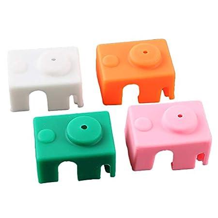 SODIAL Accesorios para Impresoras 3D para -V6 Alta Temperatura ...