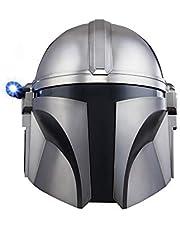 Star Wars The Black Series The Mandalorian Capacete Eletrônico Detalhado - F0493 - Hasbro