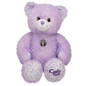 [Build-A-Bear Workshop 16 in. iCarly Bear Plush Stuffed Animal] (Icarly Halloween)