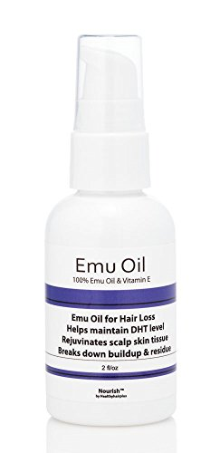 Emu Oil for Hair Loss Emo Hair
