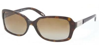 Ralph Sunglasses - 5130 / Frame: Dark Tortoise Lens: Brown Gradient - Lauren Sun