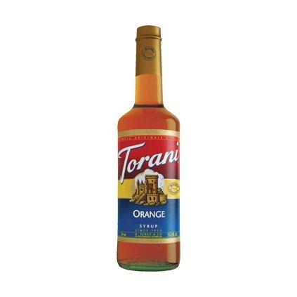 Torani Orange Flavoring Syrup - 750 ml