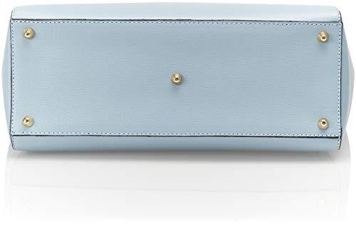 Women's Blue Cbc3302tar Chicca Borse Bag Shoulder cielo T511fq