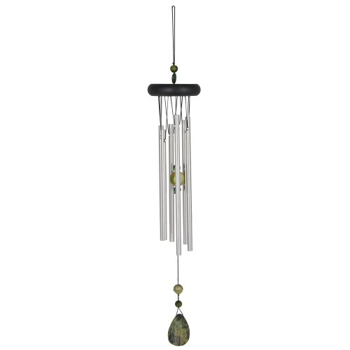 Woodstock Chimes Chakra Wind Chimes Collection, Adventurine,