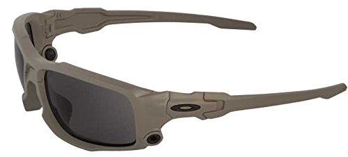 Oakley Si Ballistic Shocktube in Terrain Tan