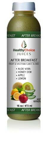 Healthy Choice Juices - 3 Day Refresher Pack - After Breakfast, Health Bunch, Healthy Treat, Supreme, Cold Pressed Fruit and Vegetables Juice- 12 Bottles