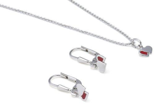 Xaana - Juego de joyas de plata de ley