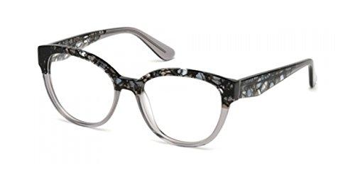 Gafas Monturas Unisex Gu2651 grigio 53 Guess 0 Adulto De Gris I6wtfx