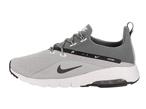 2 Racer 003 Grey Wolf Chaussures Air Cool Max Motion Running Dark Black Compétition Grey de NIKE Homme Multicolore Grey tRqIf