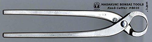 (8035)Masakuni bonsai tool Knob Cutter by Masakuni