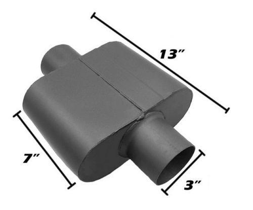 3 inch muffler - 7