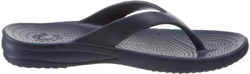 DAWGS Mens Beach Arch Support Flip Flops Navy ZS9sn