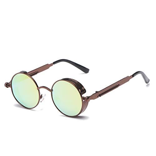 Gray Aluminio Gafas Sol Sol Gafas de Lens Black Lente de Mujer Frame Hombre Color superligero Sakuldes de Frame para de polarizada Yellow de Borrow Lens HxFWF6