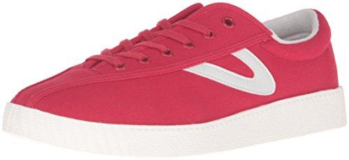 Tretorn Damen Nylite Plus Fashion Sneaker Rot / Rot / Vintage Weiß