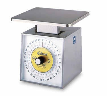 Edlund DR-2 OP Premier Series Deluxe Mechanical Portion Scale by Edlund