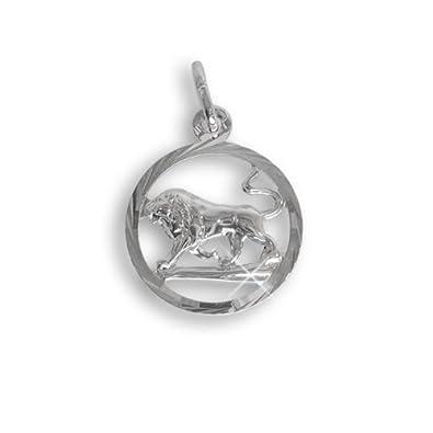 Sternzeichen Anhänger für Kinder Löwe Sterling Silber 925 (213281) Viennagold
