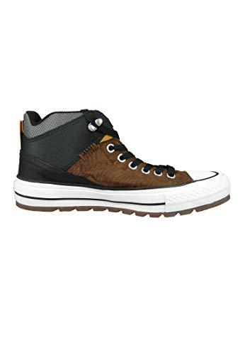 Boot 202 CTAS Deporte Brown Adulto Chestnut Black de Converse Street Multicolor Unisex Zapatillas dZwxXEa7