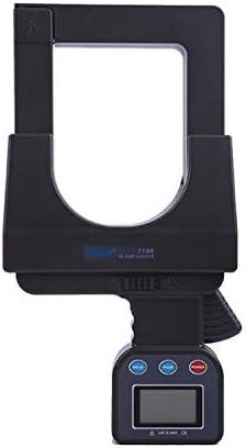 Gulakey デジタルクランプ電流計RS232インターフェース機器の測定データロガー99 ETCR7100精度で超大口径0-3200A AC漏れ電流クランプメータ