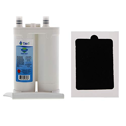 Tier1 Replacement for Frigidaire WF2CB PureSource2, NGFC 2000, 1004-42-FA, 469911, 469916 and PAULTRA Water and Air Filter Combo