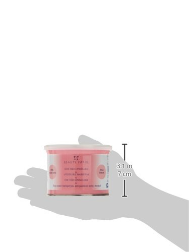 Amazon.com: Pink Creme Warm Wax 400g by Beauty Image: Health & Personal Care