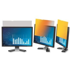 3M GF190C4B 19 in. Frameless Gold LCD Widescreen Monitor by 3M