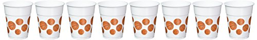 - Basketball Fan Plastic Party Cups