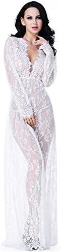 QinMi Lover See Through Babydoll Nightwear product image