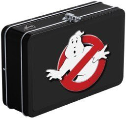 Ghostbusters metal supply box (Ghostbusters Party Supplies)