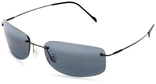 Maui Jim Lahaina Polarized Sunglasses Gunmetal / Neutral Grey One Size
