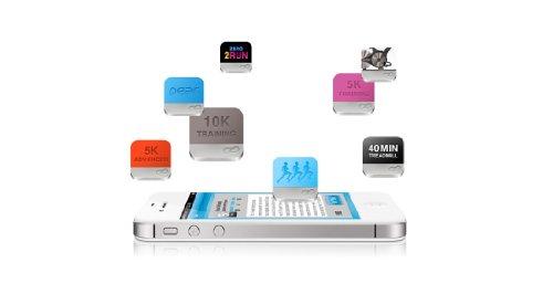 PearSports - Fitness trainer per Apple iPhone 4/5/iPod Touch, con misuratore delle pulsazioni
